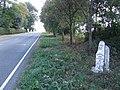 Old Milepost - geograph.org.uk - 1508235.jpg