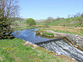 Old weir for Scalegill Mill pond - geograph.org.uk - 596041.jpg