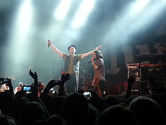 Dear Darlin' - Olly Murs and Alizée singing the French version of Dear Darlin' – Le Trianon, Paris, 2013.