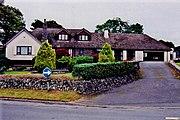 Onchan - Church Road - Large modern home - geograph.org.uk - 1714128