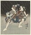 Onoe Kikugorô III in de rol van Soga no Jûrô Sukenari-Rijksmuseum RP-P-1958-469.jpeg
