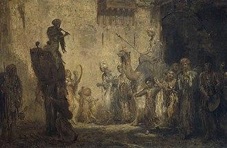 Marius Bauer - Image: Oosterse bruiloft Rijksmuseum SK A 3575