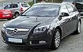 Opel Insignia Sports Tourer front-1 20100328.jpg