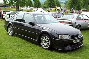 Opel Omega - Omega Evolution 500