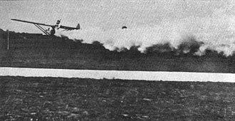 Opel RAK.1 - Opel RAK.1 in flight.