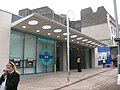 Opening day at Woolwich DLR station (1) - geograph.org.uk - 1114142.jpg