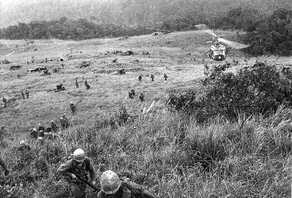 Operation Crazy Horse Vietnam