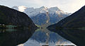 Oppstrynsvatnet & mountains.JPG