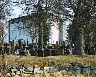 Kaija Siren - Image: Orivesi Kirche