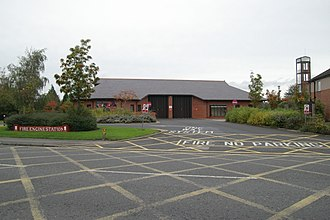 Lancashire Fire and Rescue Service - Ormskirk Fire Station