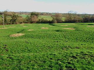 Osleston human settlement in United Kingdom