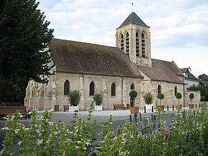 Osny - Osny's church