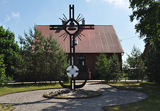 Ostrowo, Puck County Village in Pomeranian, Poland
