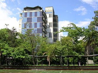 Alejandro Otero - Image: Otero Facultad Arquitectura UCV