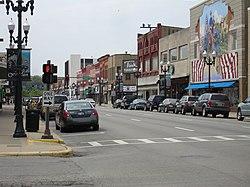 Urbocentre Ottawa, Illinois en majo 2008