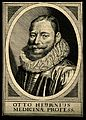 Otto Heurnius. Line engraving by C. Ammon. Wellcome V0002742.jpg