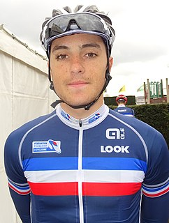 Franck Bonnamour French cyclist