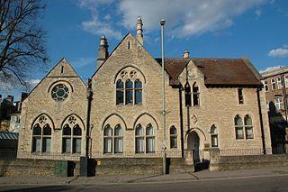 Charles Buckeridge Gothic revival architect