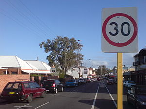 Leederville, Western Australia - Oxford Street, Leederville