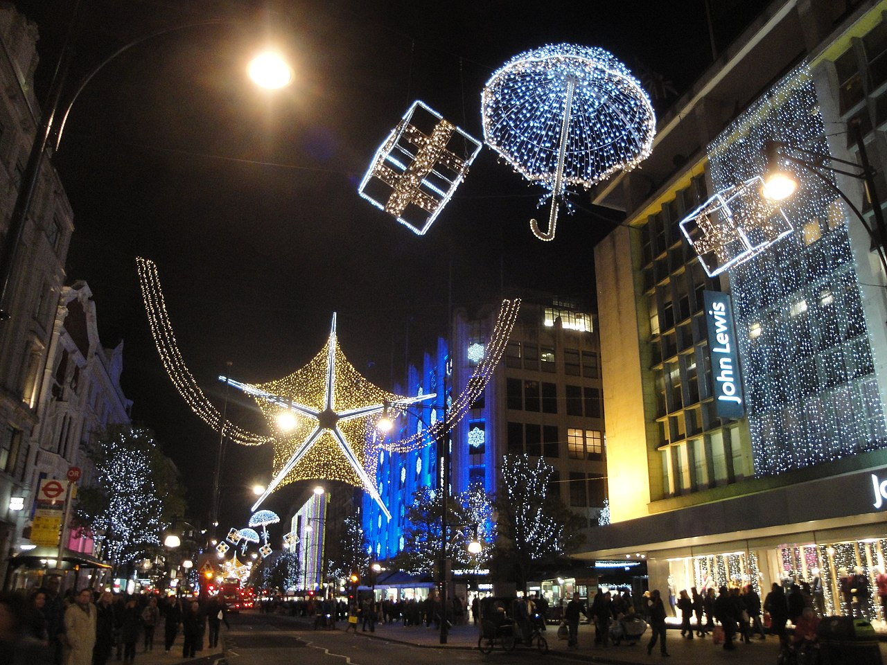 File oxford street christmas decorations g