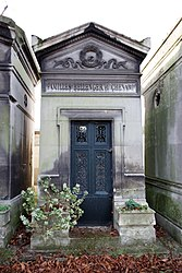 Tomb of Bellenger and Chenard