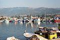 Pêcheurs et bateaux de pêche de Güzelbahçe (1).jpg