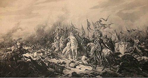 Bitwa pod Płowcami – Wikipedia, wolna encyklopedia