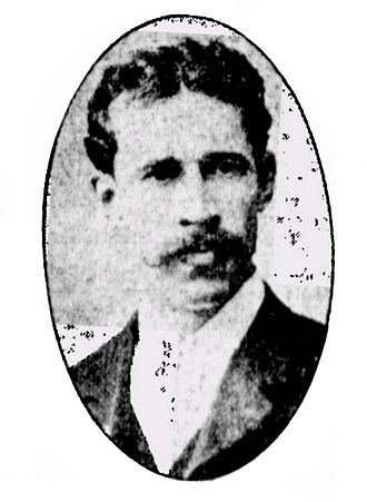 Philip Ross - P. D. Ross in 1910