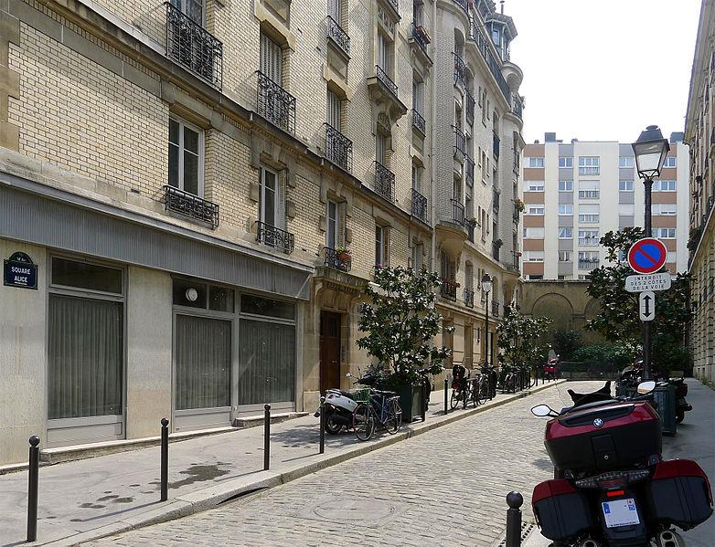 Fichier:P1250081 Paris XIV square Alice rwk.jpg