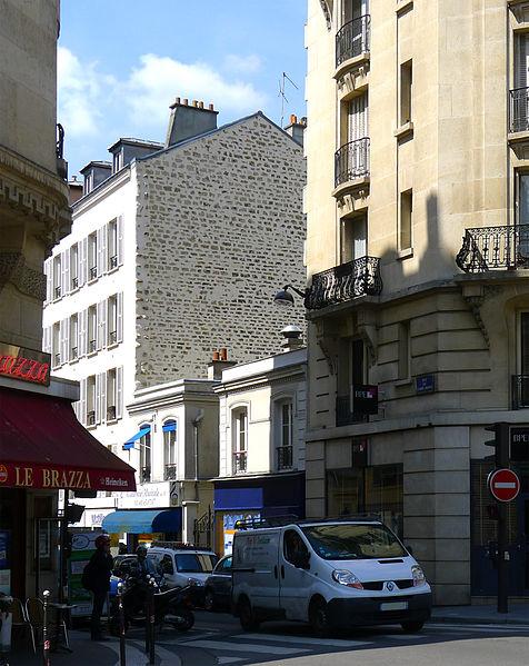 Fichier:P1260522 Paris XV rue abbe Groult rwk.jpg