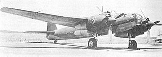Yokosuka P1Y - P1Y1c, since it has a single forward cannon, and no dorsal turret.