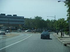 PA 611 SB Downtown Willow Grove.JPG