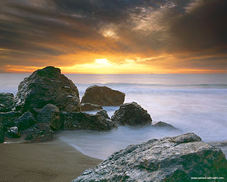 Santa Monica Mountains National Recreation Area - Westward Beach at Point Dume