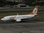 PR-GED GOL Transportes Aéreos Boeing 737-7EH(WL) - cn 37609 3799 (23206692636).jpg