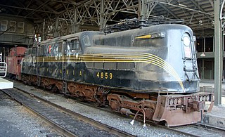Pennsylvania Railroad 4859