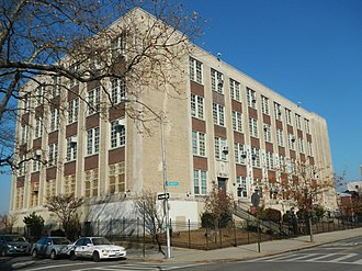 Ezra Jack Keats - PS 253, Brooklyn