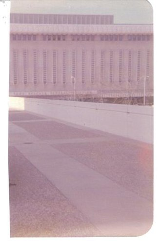 Page Belcher - The Page Belcher Federal Courthouse (1974 photograph) is located in Tulsa, Oklahoma.