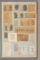 Page from a Scrapbook containing Drawings and Several Prints of Architecture, Interiors, Furniture and Other Objects MET DP372072.jpg