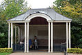 Pagoda shelter near The Broad Walk, Regents Park - geograph.org.uk - 1524054.jpg