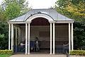 Pagoda shelter near The Broad Walk, Regents Park - geograph.org.uk - 1524054.jpg