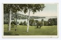 Paine Grounds looking across Oneita Bay, Lake George, N. Y (NYPL b12647398-68905).tiff
