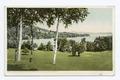 Paine Grounds looking across Oneita Bay, Lake George, N. Y (NYPL b12647398-68905).tiff
