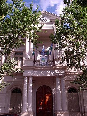 San Fernando de la Buena Vista - City Hall.