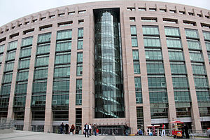 DHKP/C insurgency in Turkey - Istanbul Justice Palace