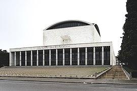 Palazzo dei Congressi a EUR Roma