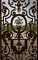 Paleis Het Loo, Detail van de grill van de deur naar de tuin.jpg