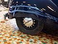 Panhard X77 Dynamique, wheel, at the Musée Automobile de Vendée.JPG