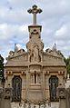 Panteó de la família Cortina, cementeri general de València.JPG