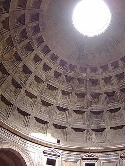 Pantheon innen