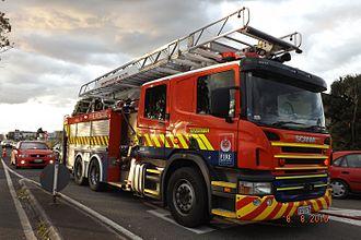 Fire and Emergency New Zealand - Image: Papatoetoe 344 MVA
